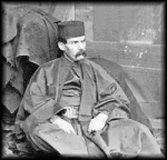 Captain Sir Richard Francis Burton, 1821-1890--hāfiz, one who can recite the Holy Qur'ān from memory